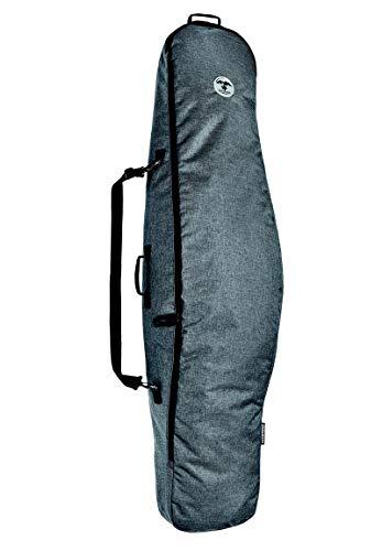 Icetools BOARD JACKET SNOWBOARD BAG Snowboard Tasche Boardbag 165cm 680102(Grau)
