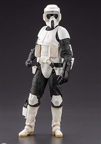Kotobukiya Star Wars Return of The Jedi Scout Trooper ArtFX+ Standard