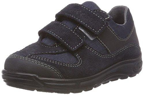 RICOSTA Jungen NINO Sneaker, Blau (See/Ozean 185), 25 EU