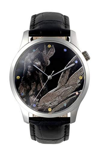 ウルトラマンシリーズ50周年記念 バルタン星人 腕時計 限定品 蒔絵本舗