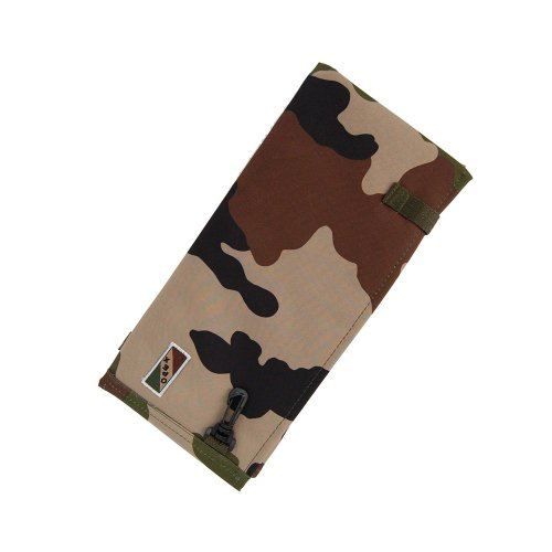 Porte carte militaire OPEX camo CE