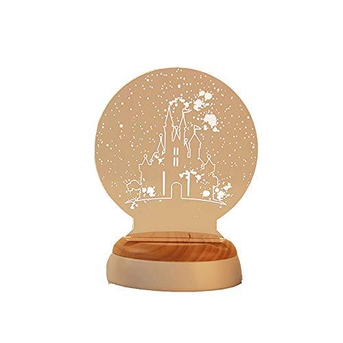 Wotbxchbbtde Lámpara de Mesa: Puerto de Carga USB, Recargable, Luces nocturnas, lámparas de Mesa Que cuidan los Ojos, luz de Lectura multifunción, purificación de Aire, Soporte for teléfono móvil