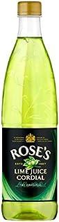 Rose's Lime Juice Cordial - 1L (33.81fl oz)