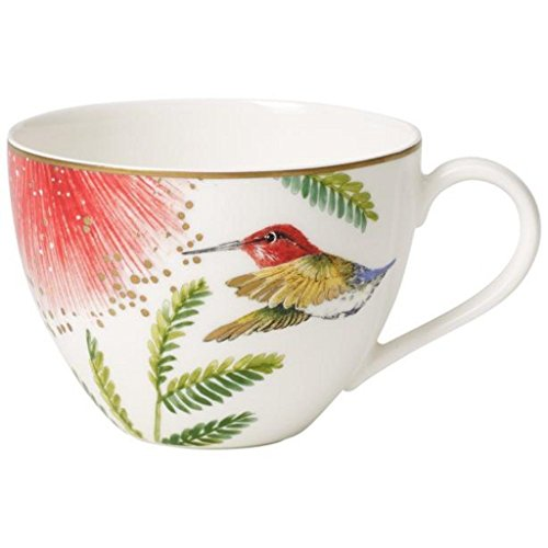 Villeroy & Boch 10-4381-1300 Amazonia Anmut Kaffeetasse, Porzellan