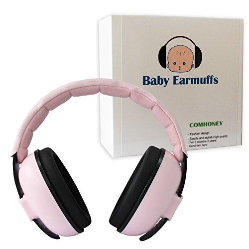 Casque Anti Bruit Enfant Protection Auditive Pour Les Bébés et les Enfants Des Bébés de 3 mois Jusqu'aux...