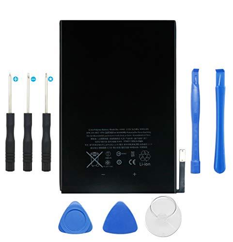 DDS-DUDES Batería de repuesto Compatible con iPad Mini 1 A1432, A1454, A1455 (con herramientas de reparación)