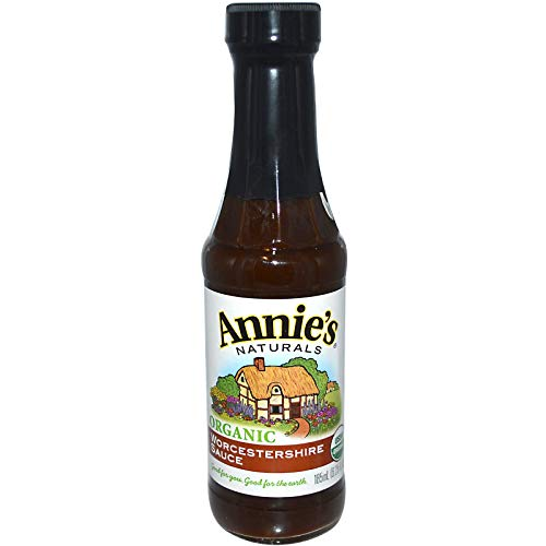 Annie's Naturals, Worcestershire Sauce, Organic, 6.25oz (Pack of 2)