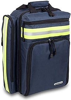 Elite Bags, EMS, Mochila de emergencias rescate, Cubre-mochila de poliéster, Azul