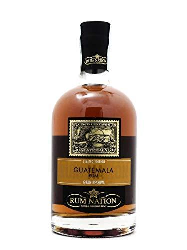 ROSSI e ROSSI S.R.L. RON GUATEMALA GRAN RESERVA - 4.5 LT