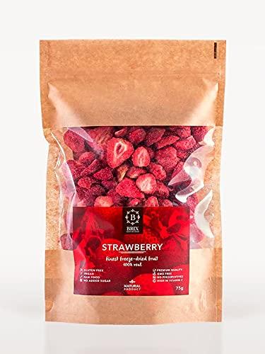 Freeze-Dried Strawberry 75g