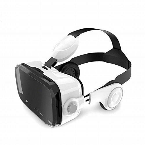 GUO Kleines Haus Z4Vr Gläser Eine Maschine Virtuelle Realität 3D, AR Augen Huawei 4D Headset RV Handy Gewidmet,Weiß,Einheitsgröße