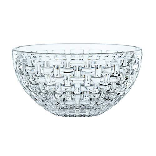 Spiegelau & Nachtmann, Schale, Kristallglas, 23 cm, Bossa Nova, 103036