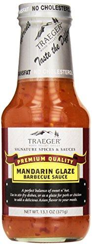 Traeger Pellet Grills 13.1OZ Mandri BBQ Sauce