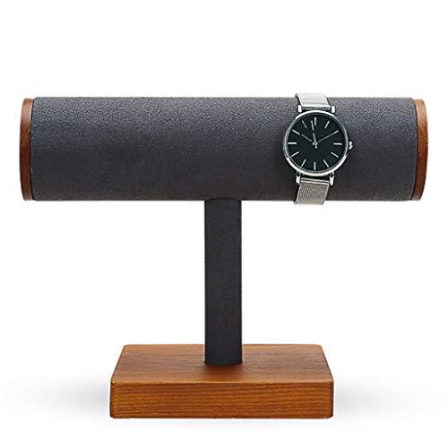JJZXD Soporte de exhibición de la joyería, pulsera, reloj, soporte de joyería, diadema, pulsera, adornos de joyería, accesorios de almacenamiento de joyas