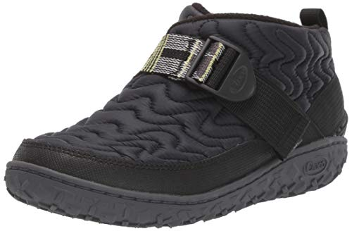 Chaco Women's Ramble Ankle Boot, Black, 7.5 M US