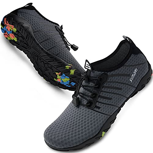 SIMARI Mens & Womens Water Shoes Only $13.99 (Retail $35.99)
