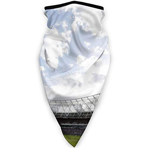 AISIJD Londres Estadio Deporte Al Aire Libre Máscara Boca Máscara De Deportes A Prueba De Viento...