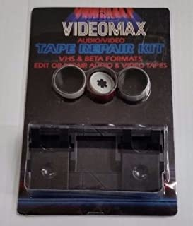 video tape repair kit
