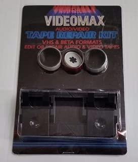 video tape repair kit