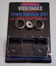 Audio Video Tape Splicing Edit Repair Kit for VHS & Beta Tapes
