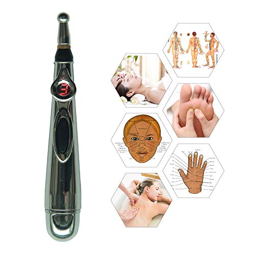 Health Quality care monitor Electric meridians Laser Acupuncture Magnet Therapy