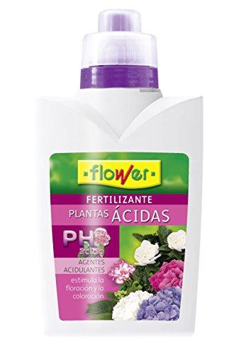Flower 10544 10544-Abono líquido Plantas ácidas, 500 ml, No Aplica, 10x6.2x19 cm