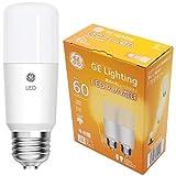 GE LED電球 E26 60W形 T形 電球色 810lm 全方向 【2個セット】 LDT10L-G-2P (電球色, 60W)