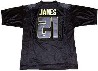 Lamichael James Autographed Signed Oregon Ducks Black #21 Nike Jersey JSA