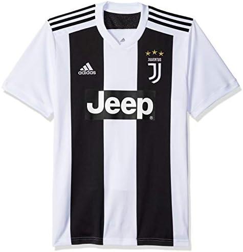 adidas Soccer Juventus FC Home Jersey