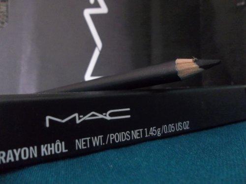 Mac Eye Kohl Eyeliner-smolder