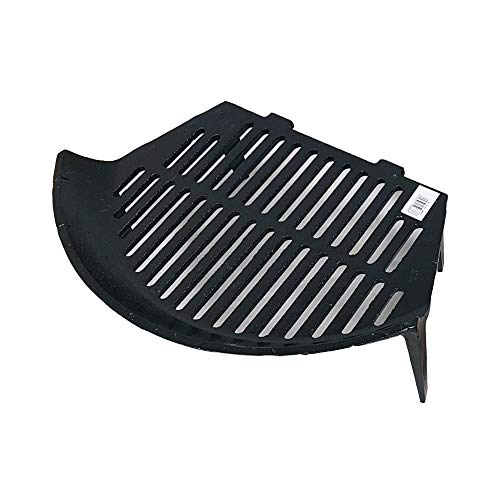 Stool Cast Iron Bottom Fire Grate (Round Bow)