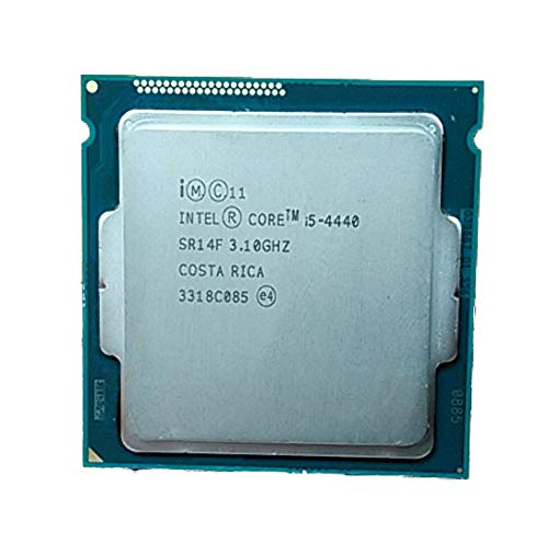 CPU Intel SR14F Core i5-4440 LGA 1150/Socket H3 de 3,1 GHz
