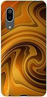 AQUOS sense3 lite 専用 楽天モバイル スマホケース Museum ハードケース Wave type2