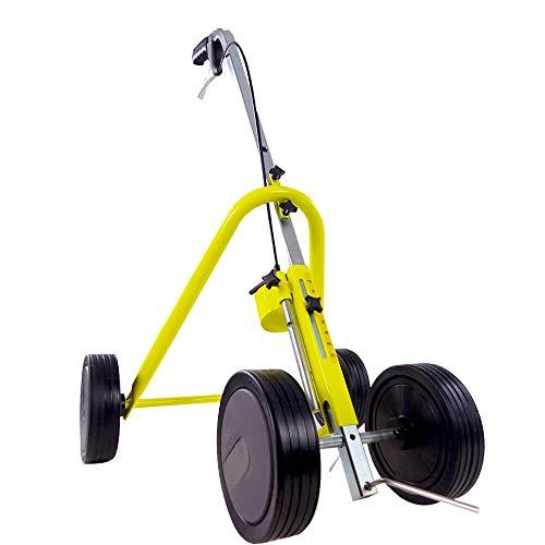 SOPPEC 441607J Linien-Bodenmarkierungsgerät, 1 Spraydose 500 ml oder 750 ml, gelb, aus Aluminium