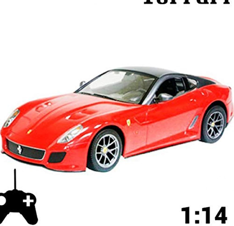 comprar ahora Eurowebb Coche Ferrari con Control Control Control Remoto por Mando a Distancia RC, Historias y téléguidé  Más asequible