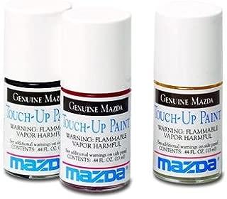 Mazda Protoge Protege5 MX-5 Miata and MPV Pure White Touch Up Paint Code (A3D) 0000-88-0154-3D