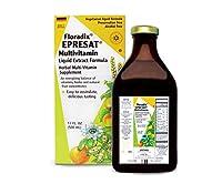 Flora - Floradix Epresat マルチ ビタミン - 17ポンド