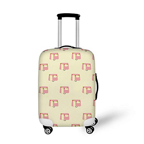 Travel Luggage Cover Beavis And Butthead Travel Luggage Cover Suitcase Protector Fits 26-28 Inch Washable Baggage Covers