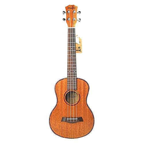Ukelele Tenor Acústico Eléctrico Ukelele 26 Pulgadas Guitarra Viaje 4 Cuerdas Madera...