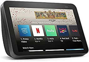 Echo Show 8 (2nd Gen) is on sale for Prime Members for limited time only. Valid while supplies last and when shipped and...