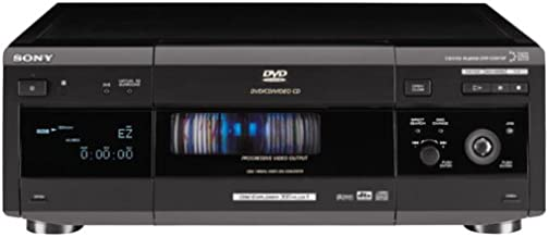 Sony DVP CX875P DVD changer