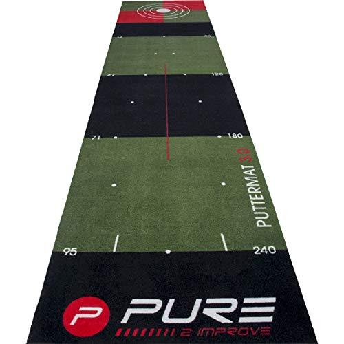 Pure 2Improve Golf Puttingmatte 300x65cm