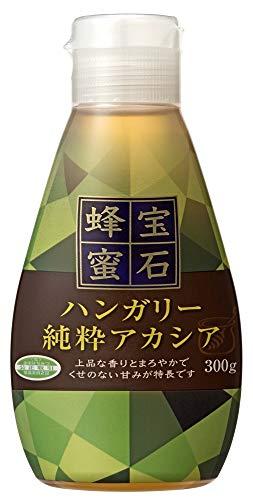埼玉養蜂 宝石蜂蜜ハンガリーアカシア純粋蜂 300g