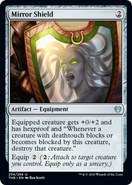 Magic: The Gathering - Mirror Shield - Theros Beyond Death