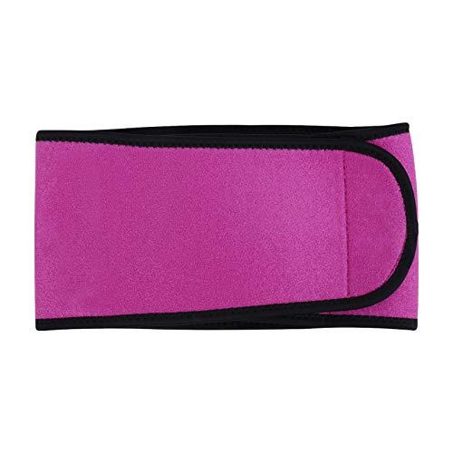 YJZQ Kinder Sport Nierenschutz Nierenwärmer Rückenwärmer mit Klettverschluss Atmungsaktiv Leibwärmer für Sport Rückenschutz Tailleschutz für Mädchen Jungen
