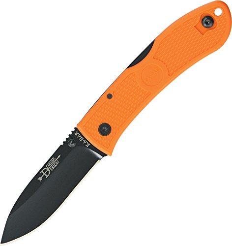 Ka-Bar KA4062BO Cuchillo,Unisex - Adultos, Orange, un tamaño