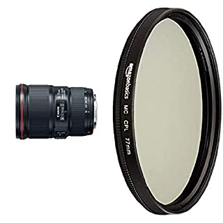 Canon EF 16-35mm f/4L IS USM Lens with Circular Polarizer Lens - 77 mm (B0792L26VY) | Amazon price tracker / tracking, Amazon price history charts, Amazon price watches, Amazon price drop alerts