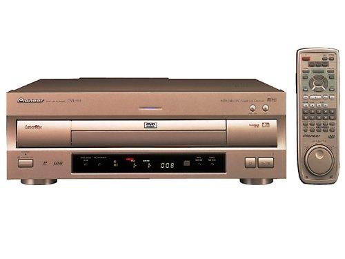 パイオニア DVD/LDコンパチブルプレーヤー DVL-919