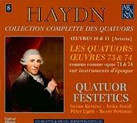 Qts Str Op. 71/74