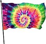 Viplili Flagge/Fahne, Hippie Fondos Flags 3x5 Feet -Polyester Flags Garden House Outdoor Banners Decorative Flag